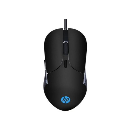 Mouse Gamer Hp 6 Botoes 2400 Dpi M280 Com Led 7ZZ84AA PRETO