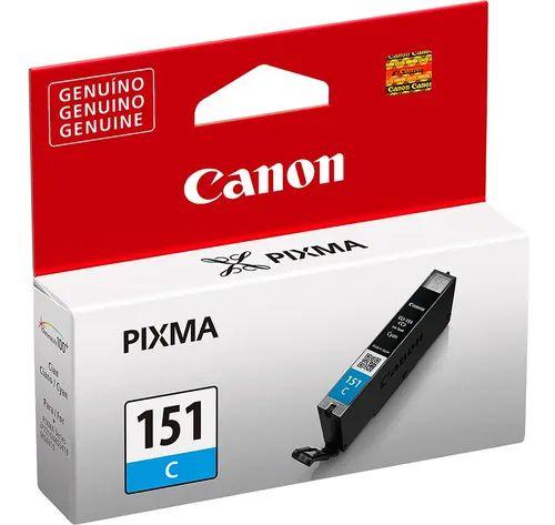 Cartucho De Tinta Canon Cli-151 7ml Ciano