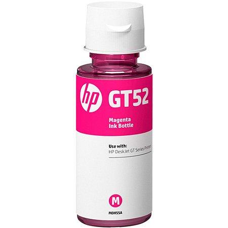 Refil De Tinta Hp Gt52 M0h55al Magenta