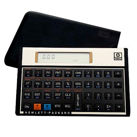 Calculadora Financeira HP 12C 10 Dígitos 120 Funções F2230A - Original