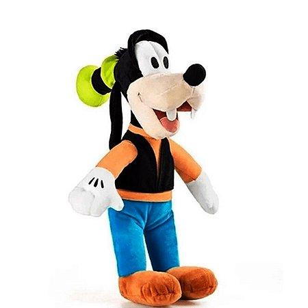 Pelúcia Disney Pateta do Mickey 33cm com som – BR336 Multikids