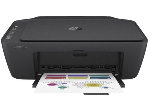 Impressora Multifuncional Hp Deskjet Ink Advantage 2774