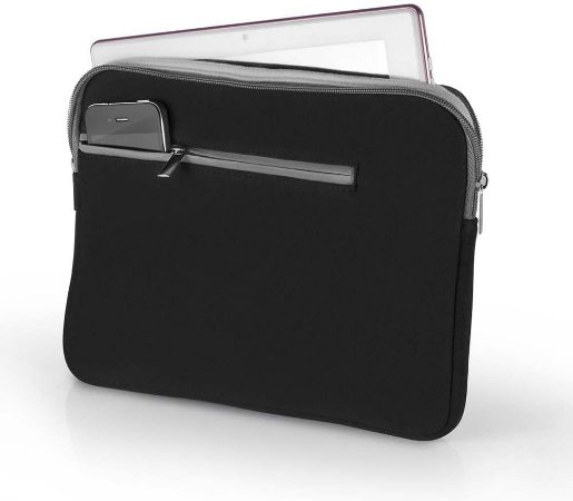 Case Notebook Até 14 Polegadas Neoprene - Multilaser Bo207