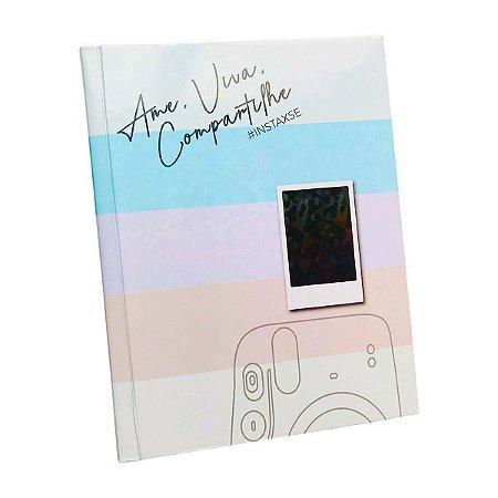 Álbum de Fotos Scrapbook Instax Original