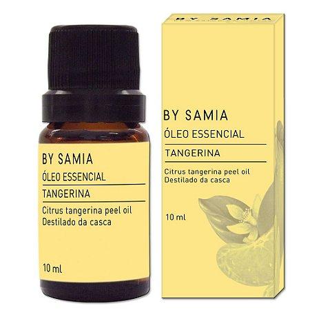 Óleo Essencial De Tangerina - By Samia - 10ml
