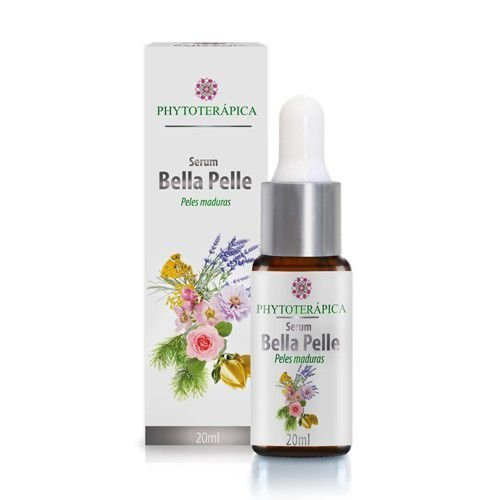 Sérum Bella Pelle - Peles Maduras - 20 ml - Phyto
