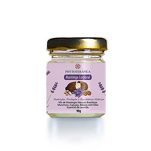 Mix de Manteigas Brasileiras 90g - Phyto