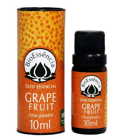 Óleo Essencial De Grapefruit / Citrus paradisi 10 ml