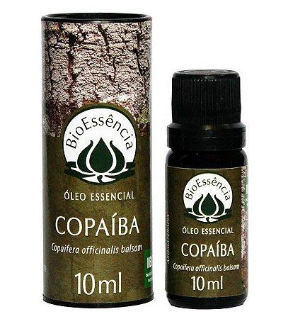 Óleo Essencial De Copaíba / Copaifera officinalis balsam 10 ml