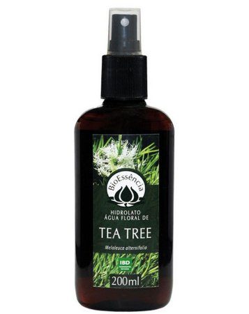 Hidrolato de Tea Tree 200 ml Bioessência
