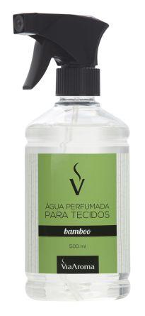 Água Perfumada para Tecidos Via Aroma 500 ml - Bamboo