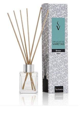 Difusor Varetas 100 ml / Breeze / Via Aroma
