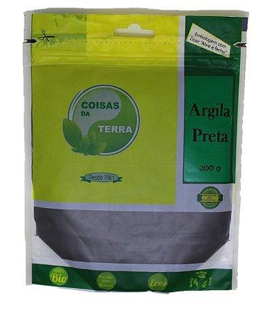Argila Preta - Coisas da Terra - 200 g