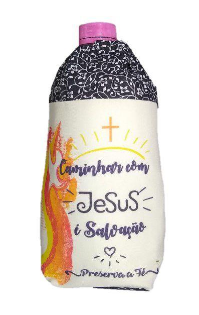 Bolsa Protetora para Garrafas Via Sutil - Jesus