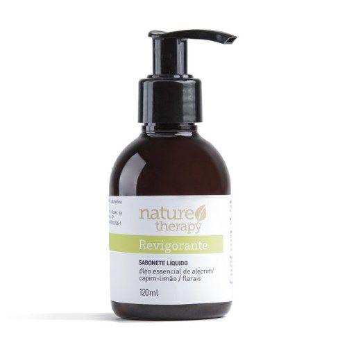 *Sabonete Líquido Revigorante Nature Therapy - 120 ml