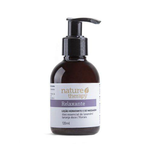 Loção Hidratante Relaxante Nature Therapy - 120 ml