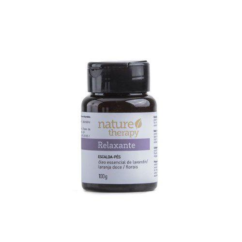 *Escalda-pés Relaxante Nature Therapy - 100 g