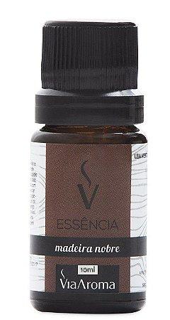 Essência De Madeira Nobre / Via Aroma 10 ml