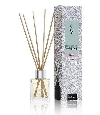 Difusor Varetas 100 ml / Baby / Via Aroma