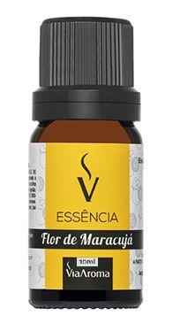 Essência De Flor De Maracujá / Via Aroma 10 ml