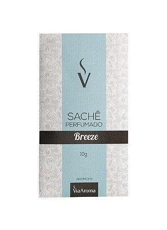 Sachê Perfumado Via Aroma 10g / Breeze