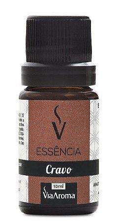 Essência De Cravo / Via Aroma 10 ml