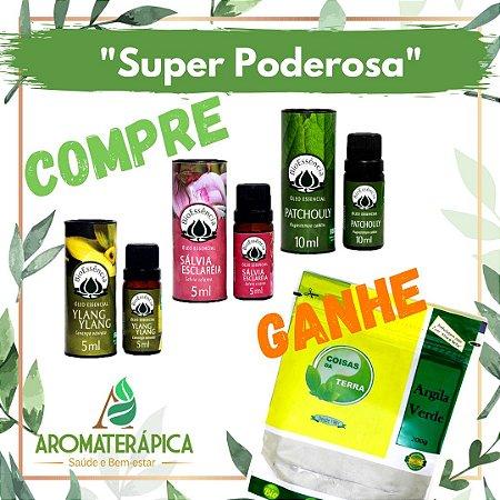 """Kit de Óleos Essenciais """"Superpoderosa"""""""