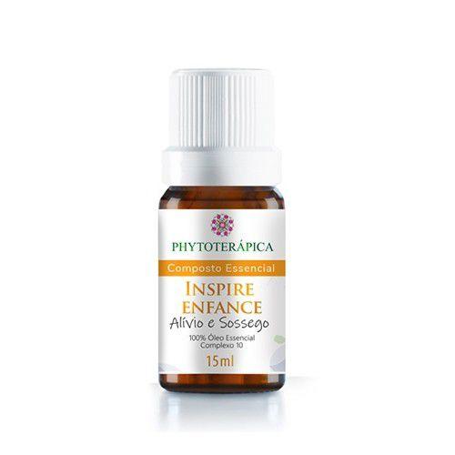 Óleo Essencial Composto - Inspire Enfance - 15 ml - Phytoterápica