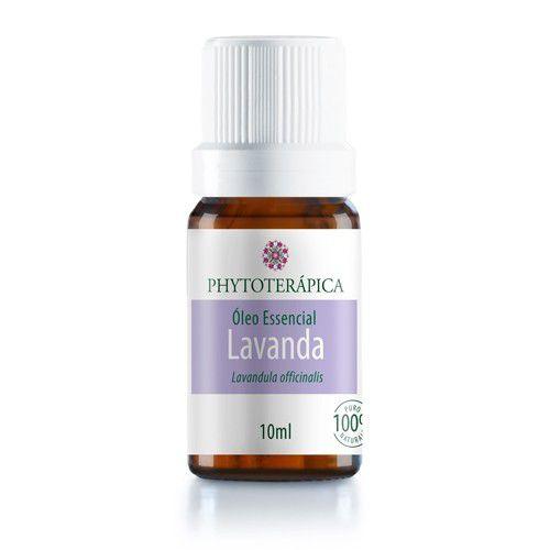 Óleo Essencial De Lavanda - Lavandula officinalis 10 ml - Phytoterápica