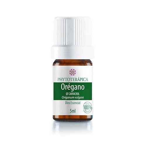 Óleo Essencial De Orégano (Origanum vulgare) 5 ml - Phytoterápica