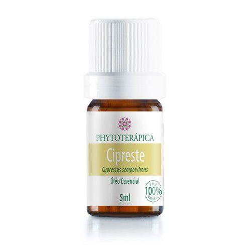 Óleo Essencial De Cipreste - Cupressus sempervirens 05 ml - Phytoterápica