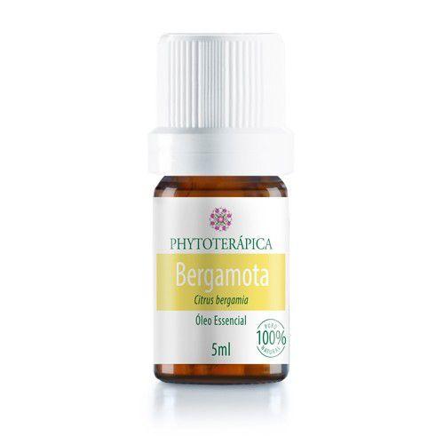 Óleo Essencial De Bergamota - Citrus bergamia 05 ml - Phytoterápica