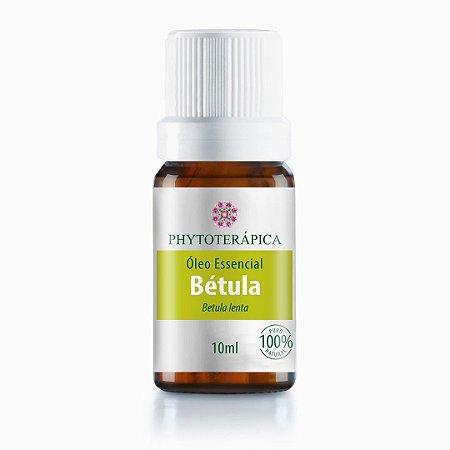 Óleo Essencial De Bétula - Betula lenta 10 ml - Phytoterápica