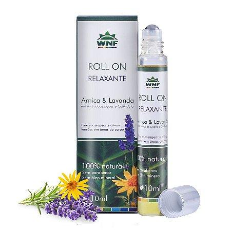 Roll-on de Massagem Relaxante 10ml