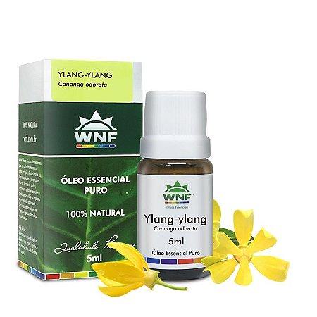 Óleo Essencial Ylang-Ylang WNF - 5ml