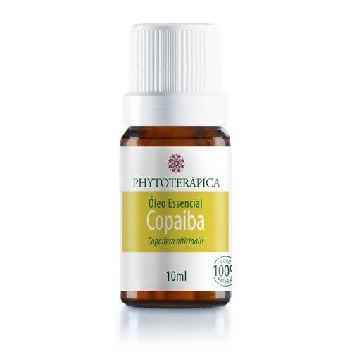 Óleo Essencial De Copaíba / Copaifera officinalis Phyto 10ml
