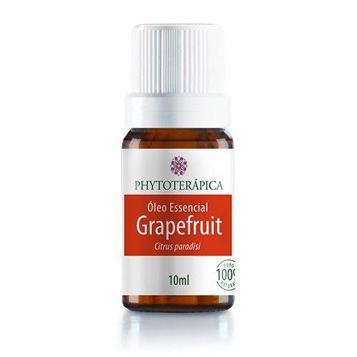 Óleo Essencial De Grapefruit - Citrus paradisi 10ml - Phyto