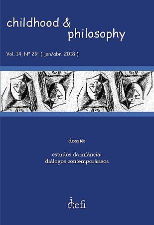 Revista Childhood & Philosophy  (Dossiê Estudos da Infância: Diálogos Contemporâneos)