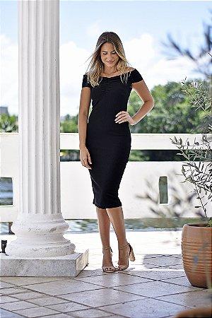 Vestido Cancun Preto