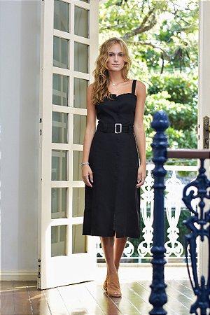 Vestido Taylor Preto