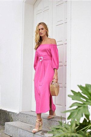 Vestido San Vicente Pink