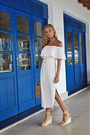 Vestido Casablanca Off White