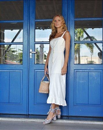 Vestido Cozumel Off White