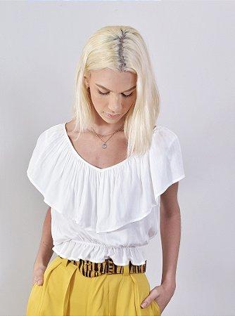 Blusa Mirage Off White