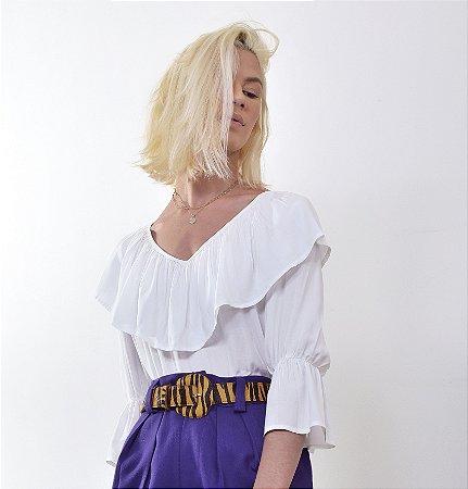 Camisa Mirage Off White