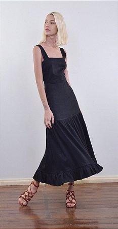 Vestido Valência Preto