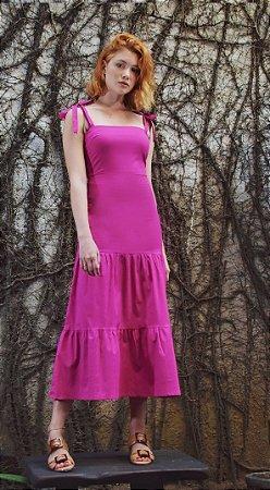 Vestido Algarve Pink
