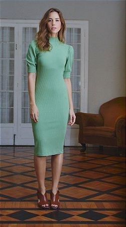 Vestido Roma Verde