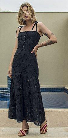Vestido Sicília New Black