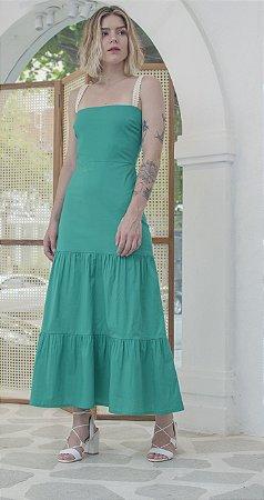 Vestido Algarve New Verde